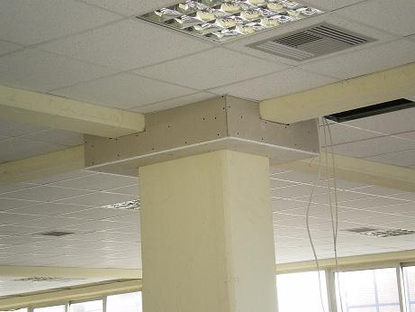 Οροφές ορυκτών ινών & μεταλλικές οροφές