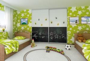 ντουλαπες παιδικων δωματιων