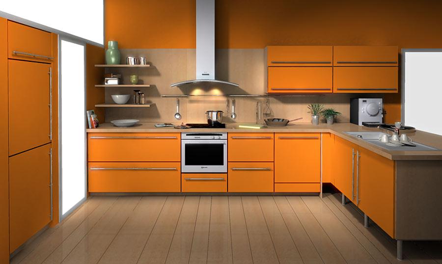 Elegant Nobilia Küche Hochglanz