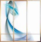 ΝΤΟΥΛΑΠΕΣ Ντουλάπα, με γυάλινες, συρόμενες πόρτες (19)